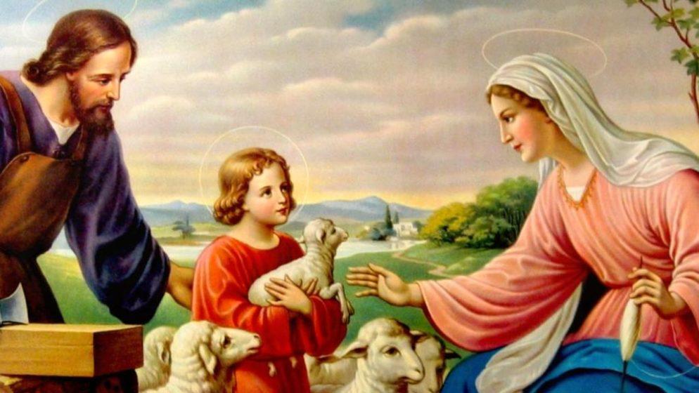 Ovo je molitva koju su molile naše bake: Isuse, Marijo, Josipe sveti