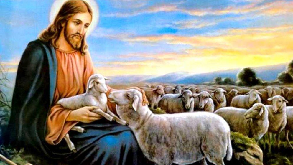 Pastir dobri život svoj polaže za ovce