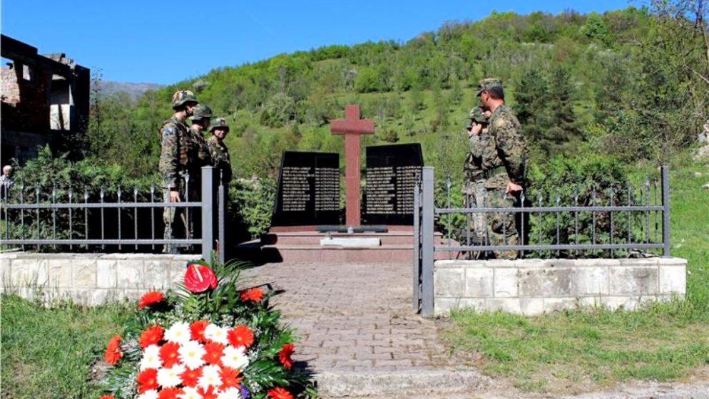 Obilježena godišnjica pokolja nad 23 Hrvata u Trusini u sjevernoj Hercegovini