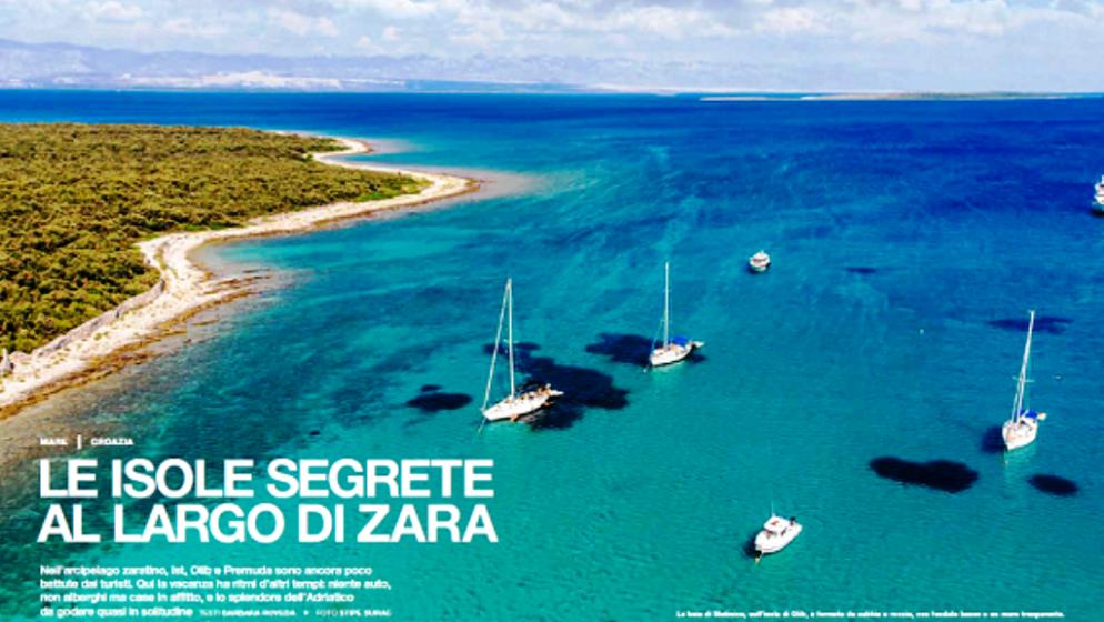 Talijani vole hrvatske otoke, osobito cijene profesionalnost i organizaciju prihvata gostiju