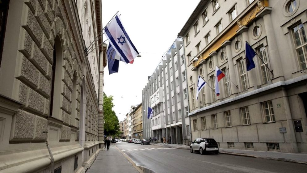 Austrija, Slovenija i Češka izvjesile izraelske zastave; u Španjolskoj prosvjedi potpore Palestincima