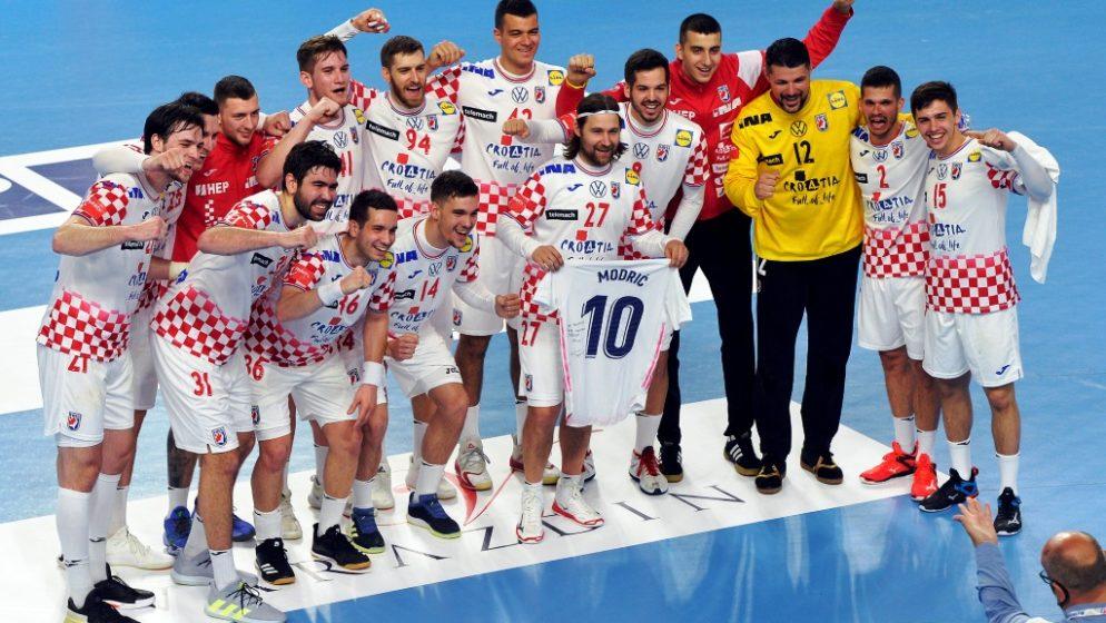 Hrvatska u Szegedu sa Srbijom, Francuskom i Ukrajinom