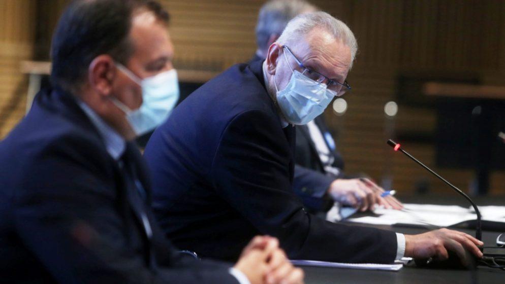 Božinović najavio mogućnost popuštanja epidemioloških mjera od 1. lipnja