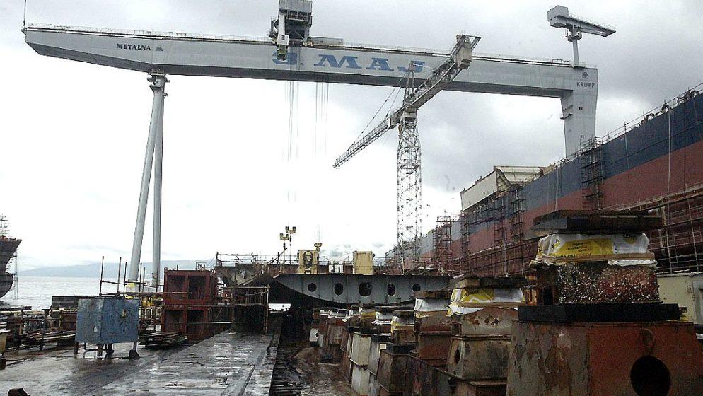 Nakon četiri godine Rijeka aktivna: Australci grade luksuzne brodove