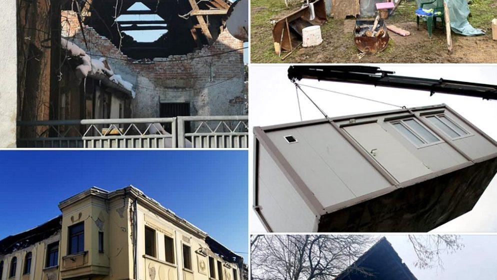 Evo na što su utrošena donirana sredstva prikupljena u akciji za Petrinju i Sisak koju je pokrenuo župnik HKM Berlin fra Zvonko Tolić