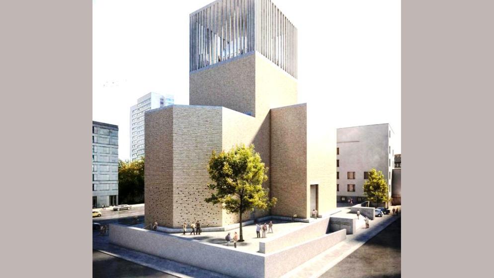 U Berlinu počela gradnja objekta u kojemu će biti crkva, sinagoga i džamija