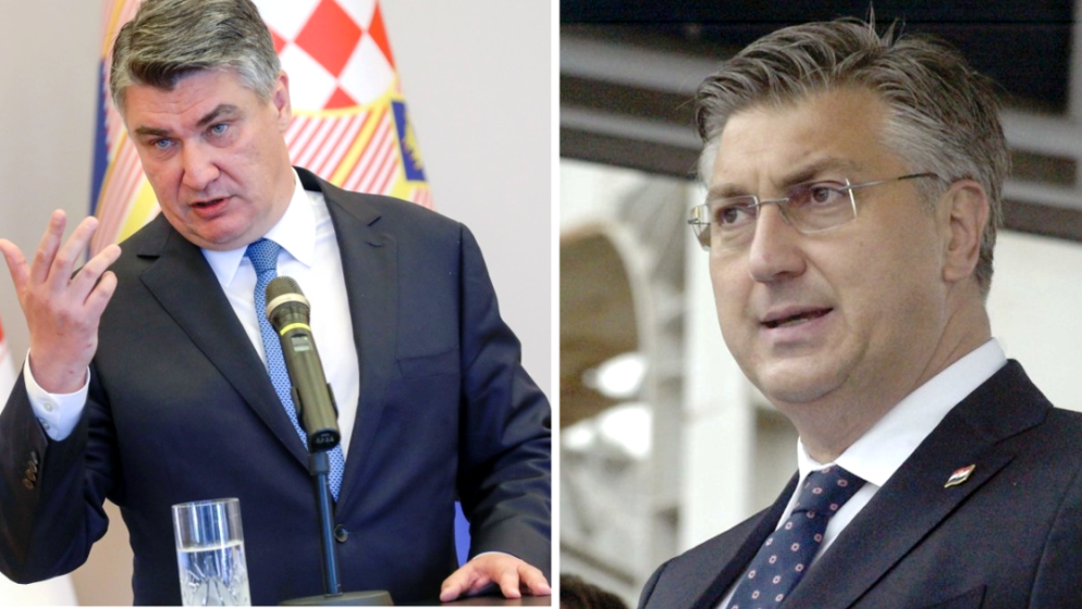 Gojko Borić: Milanović i Plenković svojim ponašanjem nanose neizmjernu štetu ugledu Hrvatske u svijetu