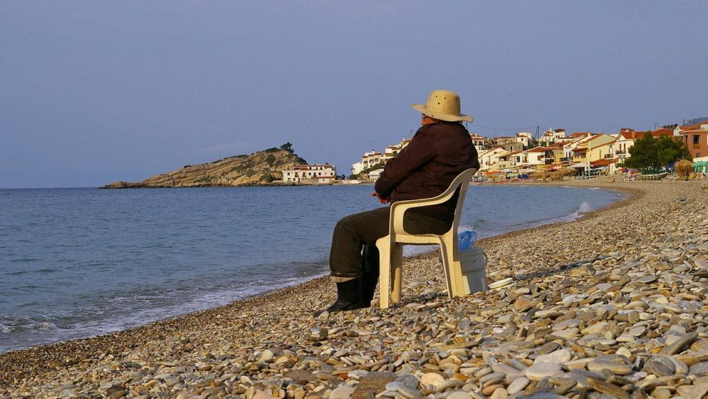 Kada je vrijeme da umirovljenik ode spavati?