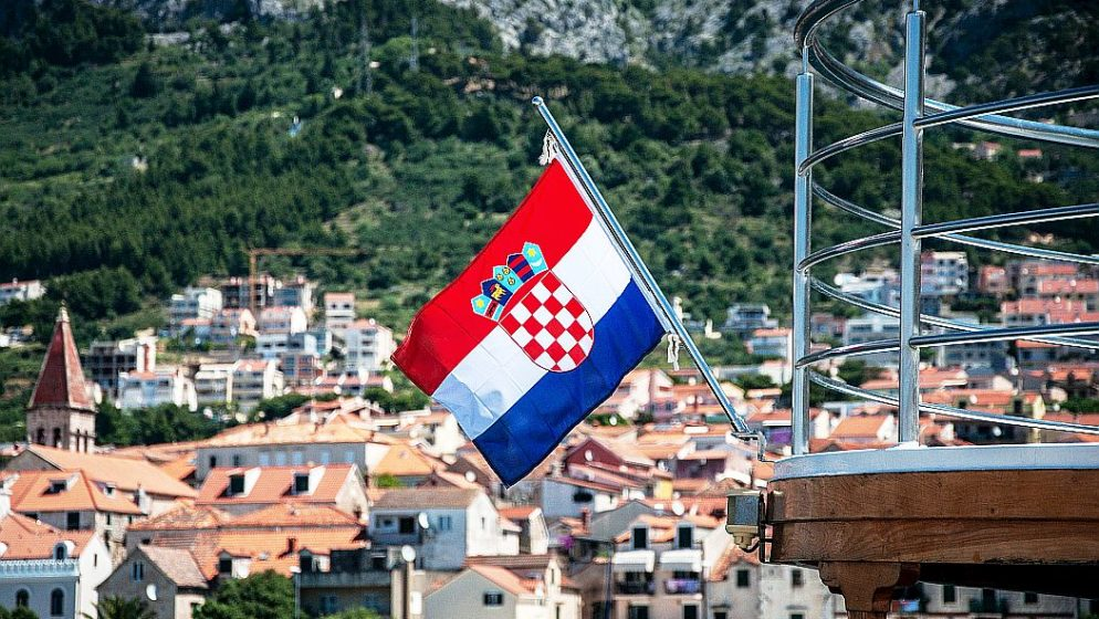 Pjesma patera Ikea Mandurića: 'Hrvatska je jaka kao život'