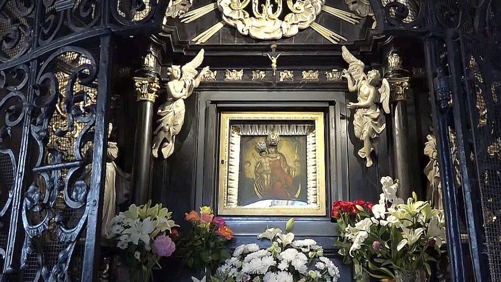Danas se spominjemo Majke Božje od Kamenitih vrata
