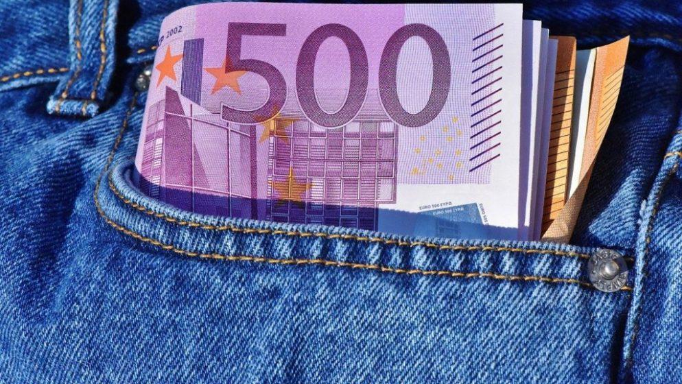 EU želi zabraniti plaćanje gotovinom iznad 10.000 eura