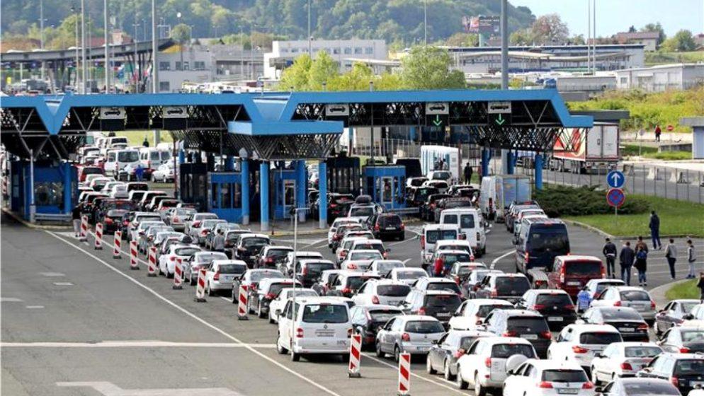 Na granici sa Slovenijom od ponedjeljka i policajci iz Estonije, Litve i Poljske