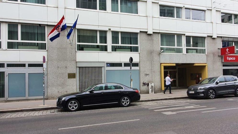 Obavijest Konzularnog odjela Veleposlanstva Republike Hrvatske Beč
