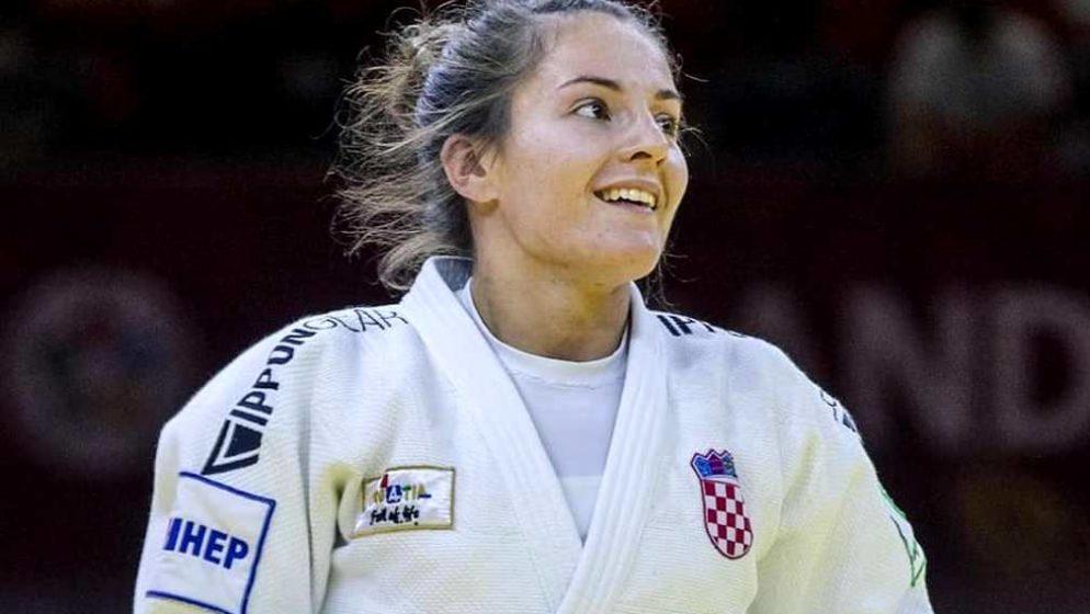 BARBARA MATIĆ osvojila zlatnu medalju na svjetskom prvenstvu u judu u Mađarskoj