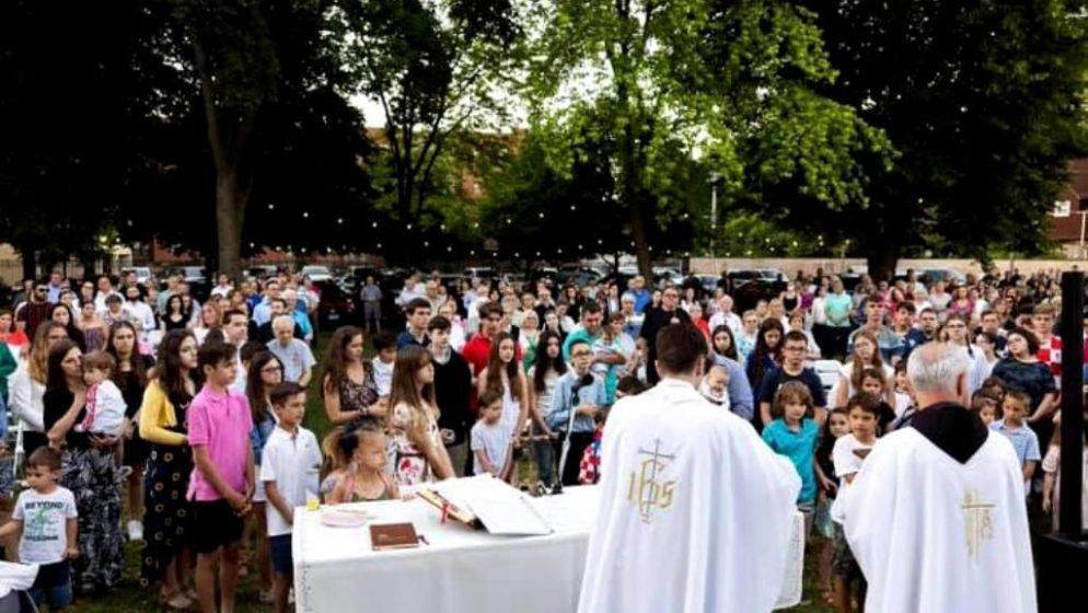 U samostanu hercegovačkih franjevaca u Chicagu svečano proslavljena svetkovina svetog Ante