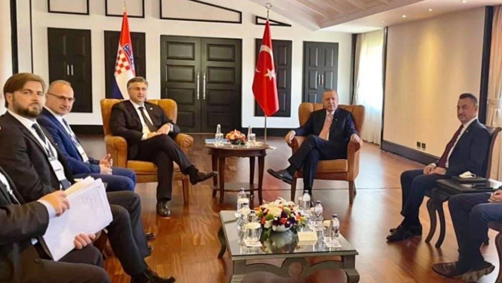 Plenković o suradnji u jugoistočnoj Europi: Treba riješiti spor između Bugarske i Sjeverne Makedonije