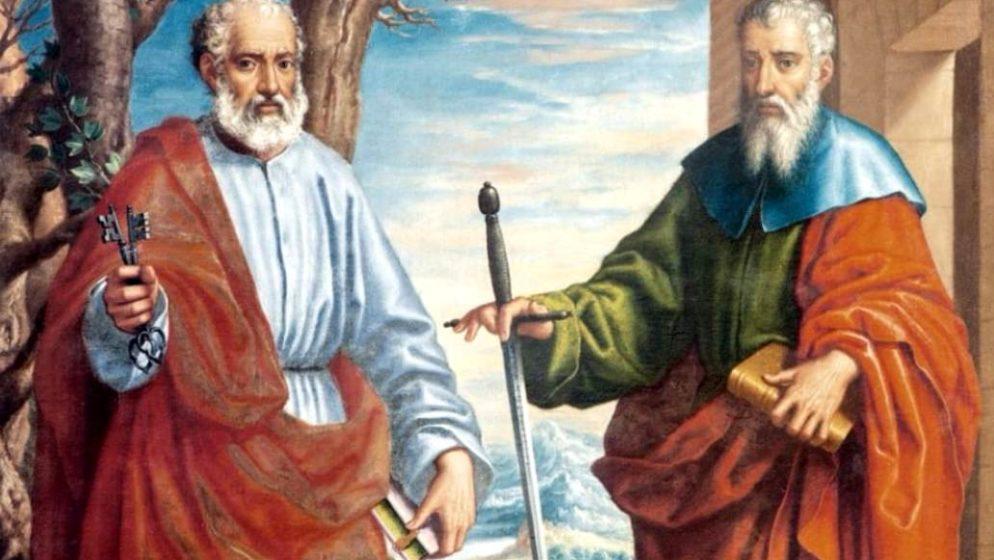 DANAS JE BLAGDAN SV. PETRA I PAVLA: Sretan imendan svima koji nose ime Petar, Pavao, Petra, Pavla, Pero...