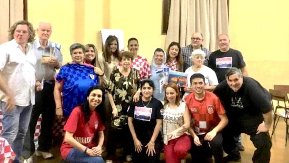 Klub Hrvata iz Paragvaja - 'Ujedinjeni snagom krvi', obilježio drugu godišnjicu svog osnutka