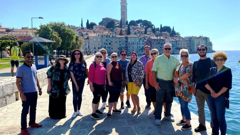 Predstavnici vodećih turističkih agencija američke države Texas borave u Hrvatskoj