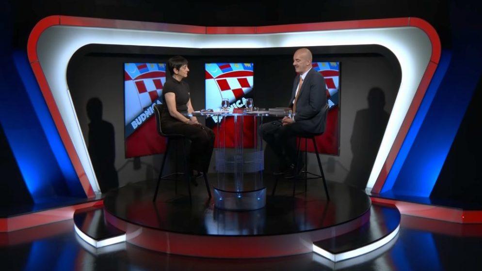 (VIDEO) Sjajna bugarska novinarka i publicistkinja: Hrvati su najplemenitiji narod na svijetu!