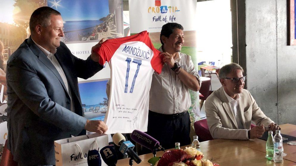 Fotoreporter sa Svjetskog prvenstva u Rusiji Yuri Cortez poslao posebnu poruku Vatrenima: 'Imate lavlje srce'