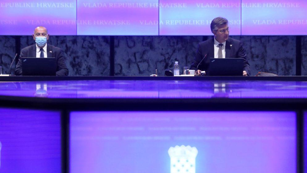 Plenković građanima: Cijepite se kako bismo mogli ukinuti mjere