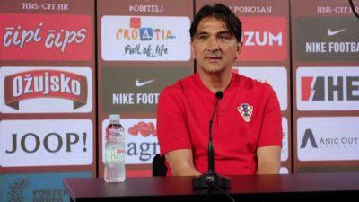Dalić: Ovo nije Hrvatska kakvu sam zamišljao i htio, ali imamo još jednu šansu