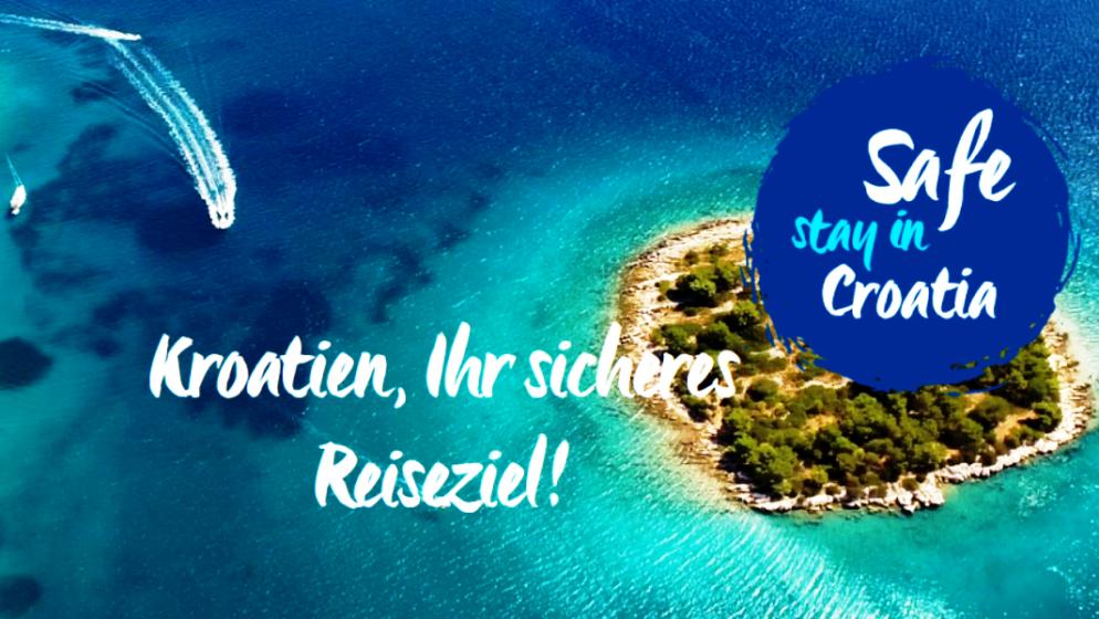 Doznajte kako možete dobiti besplatnu oznaku sigurnosti Safe stay in Croatia