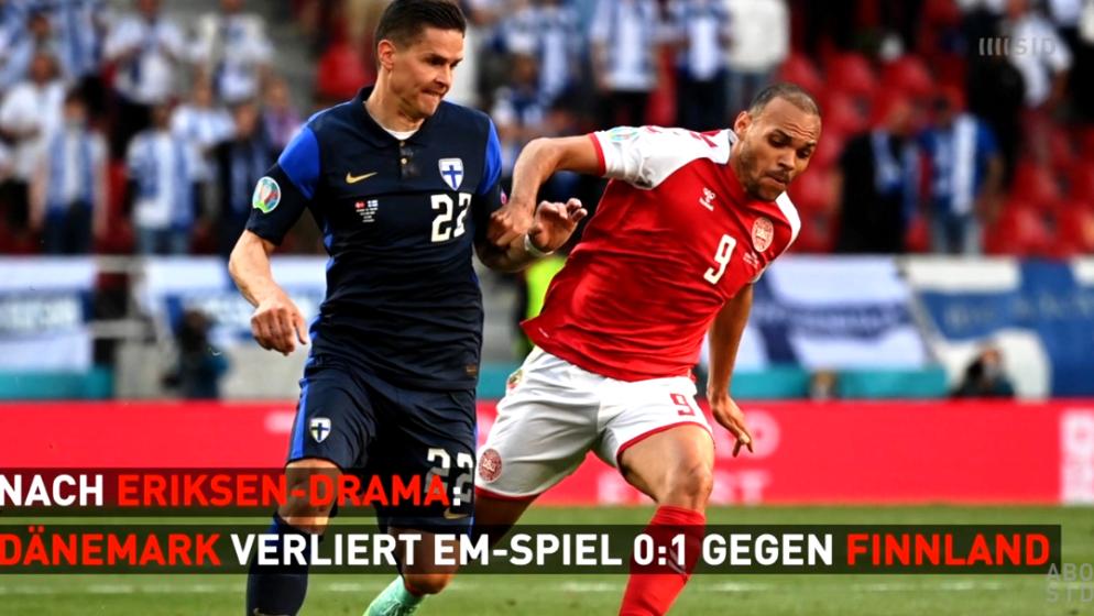 Iako favorit, Danska izgubila od Finske (0-1): POHJANPALO: 'Ovo je velika pobjeda, ali jedino je bitan Eriksen'
