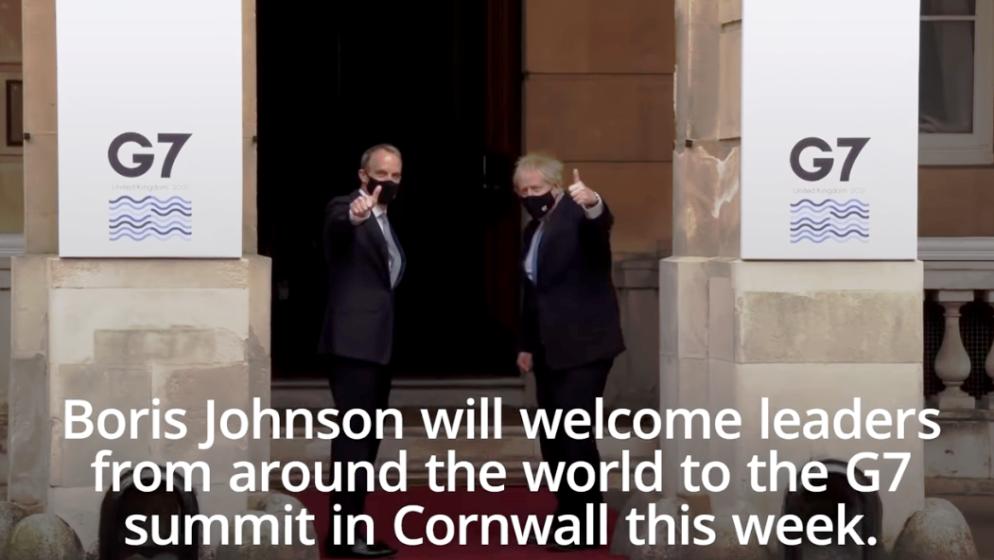 Počinje summit G7, glavne teme pandemija i klimatske promjene