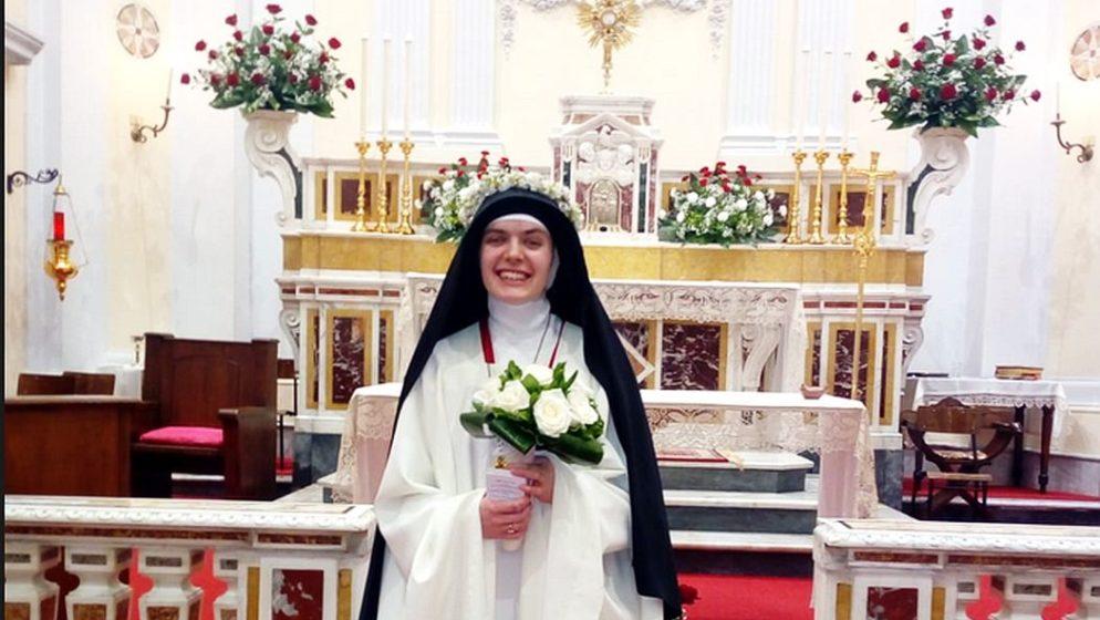 Njen osmijeh istinski je znak žive Crkve: Solinjanka položila vječne zavjete