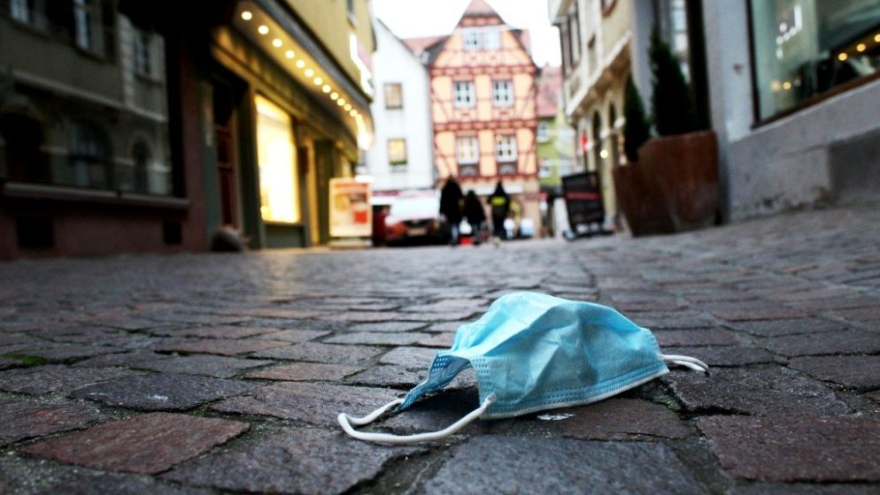 Danska i Njemačka idu prema ukidanju zaštitnih maski