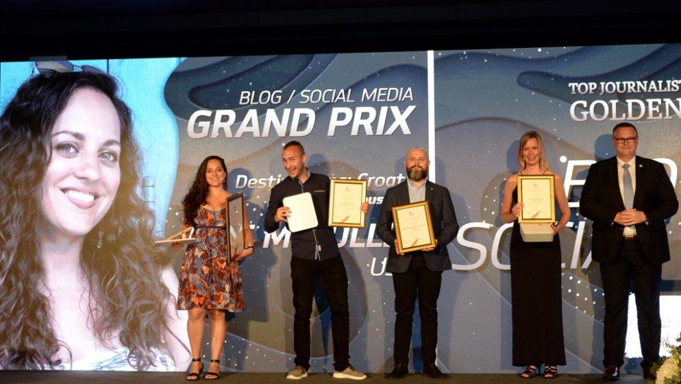 Hrvatska turistička zajednica dodijelila prestižnu nagradu 'Zlatna penkala': Grand prix odlazi u Njemačku, Slovačku i SAD