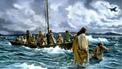 Tko li je ovaj da mu se i vjetar i more pokoravaju?