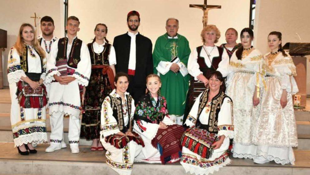 Oproštaj od vlč. Ante Kutleše nakon 11 godina rada pri katoličkim zajednicama u Reutlingenu, Metzingenu i Tübingenu