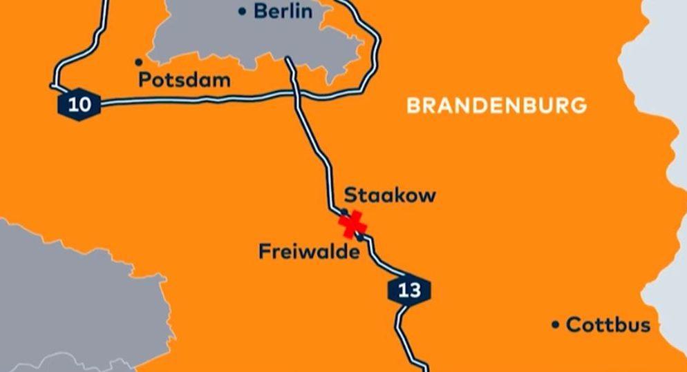 Teška nesreća u Njemačkoj: 70 vozila i šest helikoptera spašava putnike iz autobusa