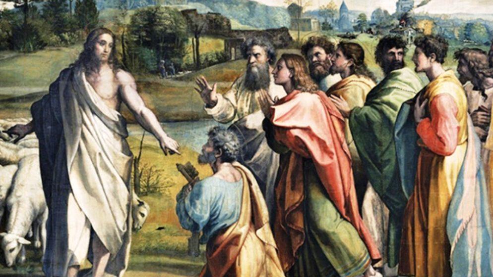 Dozva Isus dvanaestoricu svojih učenika i dade im vlast nad nečistim dusima
