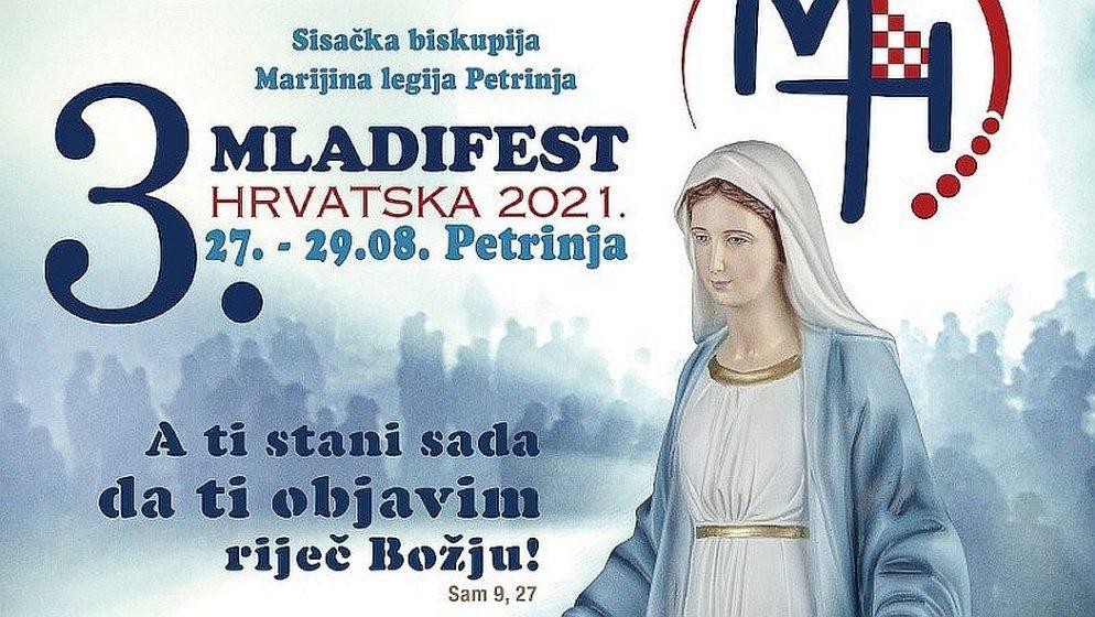 Po uzoru na onaj u Međugorju: I ove godine Mladifest u Hrvatskoj