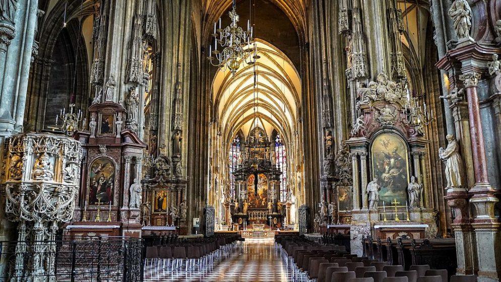 U Beču od kolovoza cijepljenje u – katedrali sv. Stjepana