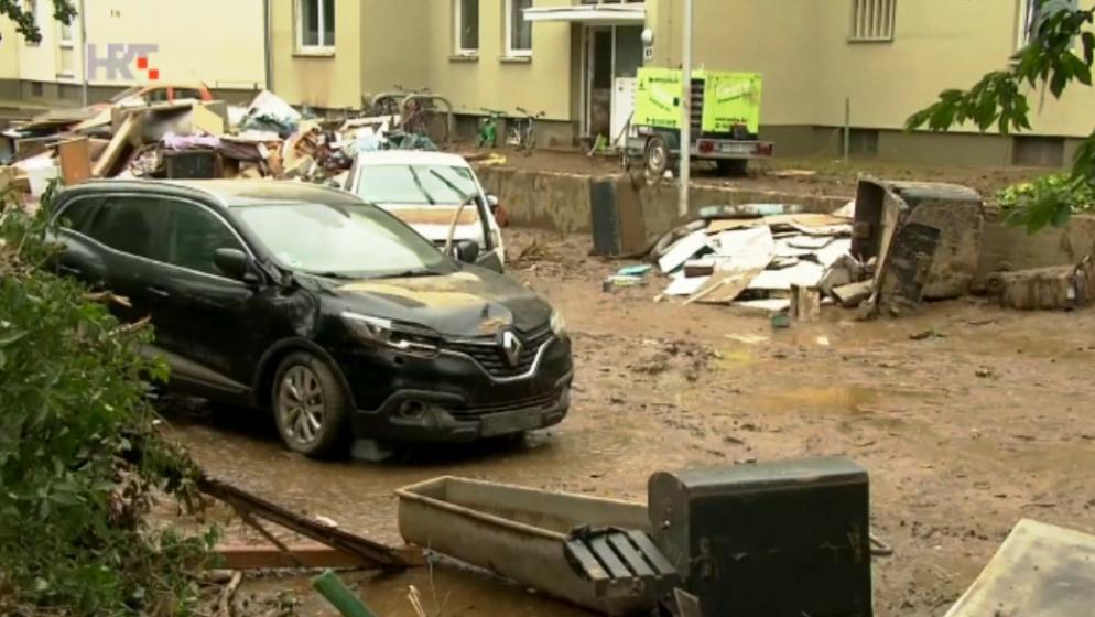 Broj poginulih u poplavama u Njemačkoj i Belgiji narastao na 168