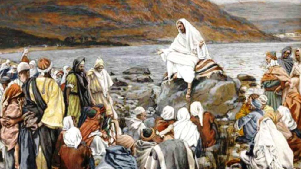 Bijahu kao ovce bez pastira pa ih stane poučavati u mnogočemu
