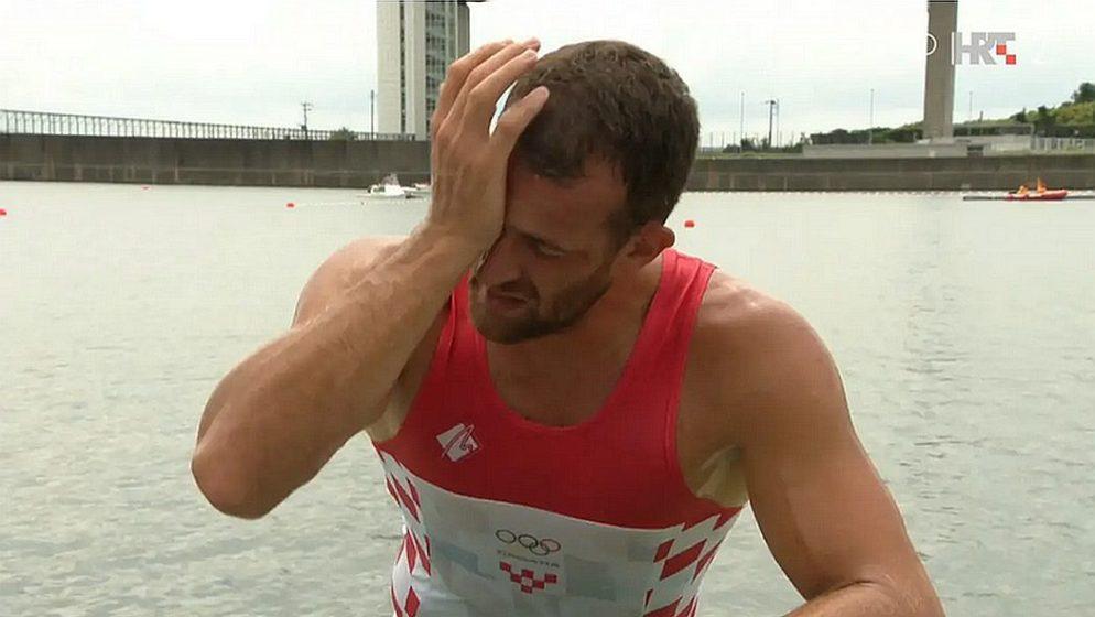 Damir Martin donosi još jednu medalju Hrvatskoj: 'Isuse, što sam izvukao'