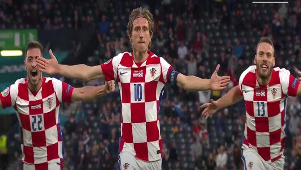 Modrićev gol u izboru za najljepši gol Eura: Evo gdje glasati