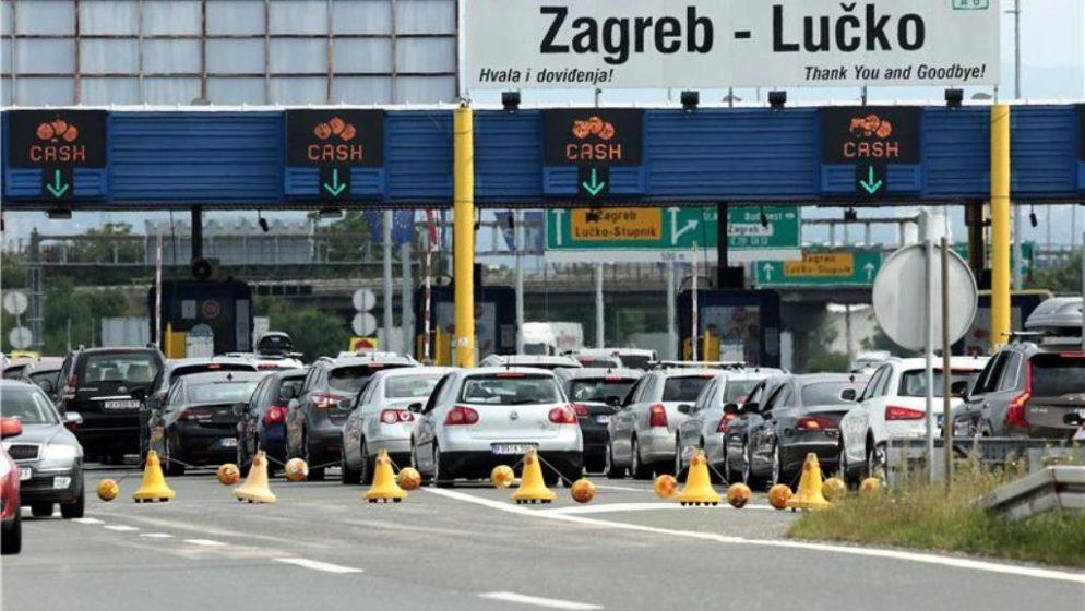 Kilometarske kolone i velike gužve na hrvatskim cestama. MUP objavio upozorenje vozačima zbog udarnog vikenda