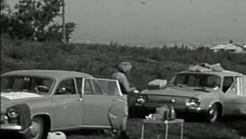 (VIDEO) Evo kako je izgledalo putovanje na more 1973.