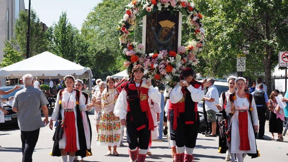 Hrvati u Chicagu već 115 godina slave Veliku Gospu: Vjera nas vodi, tradicija i ljubav jačaju