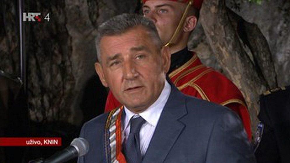 General Ante Gotovina ima prijedlog kako nazvati Pelješki most
