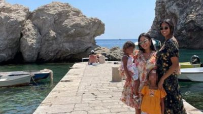 (FOTO) Udovica Kobea Bryanta ispunila kćeri želju i odvela je u Hrvatsku