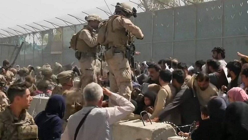 Sukob na aerodromu u Kabulu, Amerikanci i Nijemci uzvratili paljbu