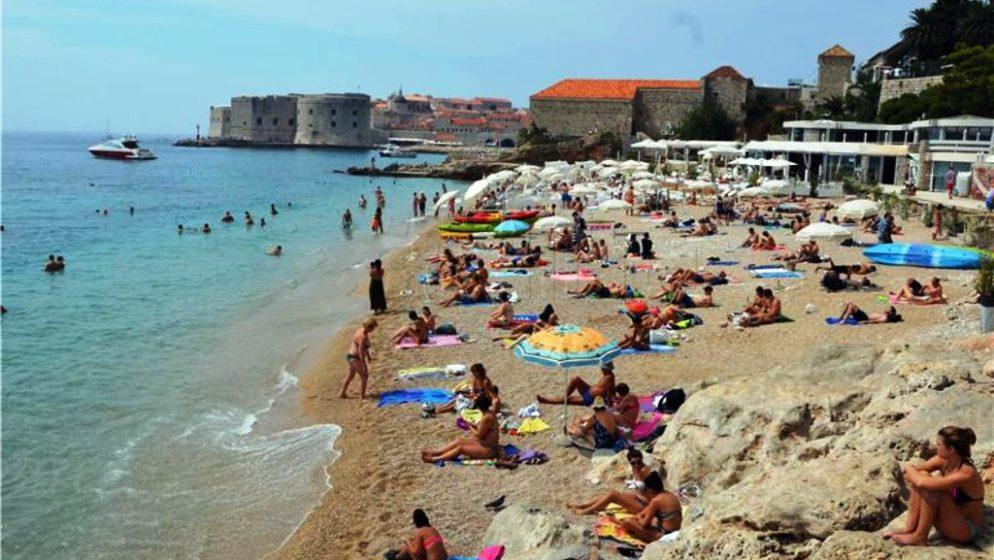 Hrvatsku u srpnju posjetilo 3,7 milijuna turista, Rovinj najbolja destinacija